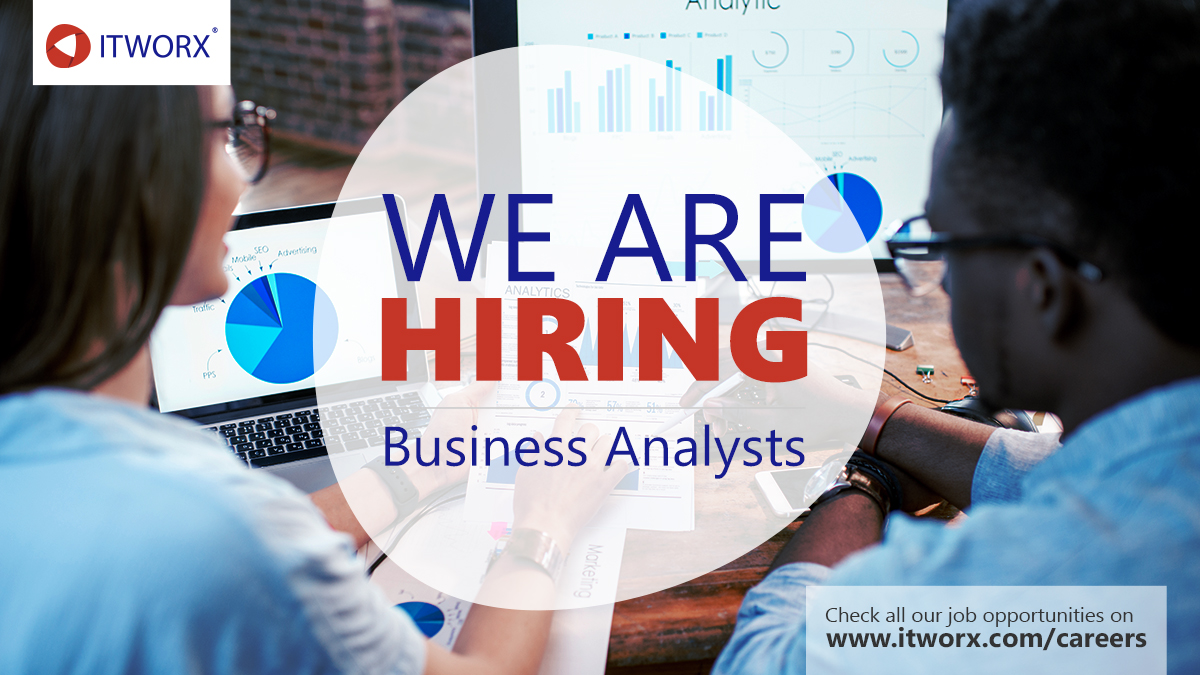 We're hiring Senior Business Analysts.  Apply Now https://t.co/59qezxK2F9  #ITWorx #Careers https://t.co/BuRnkarO3p