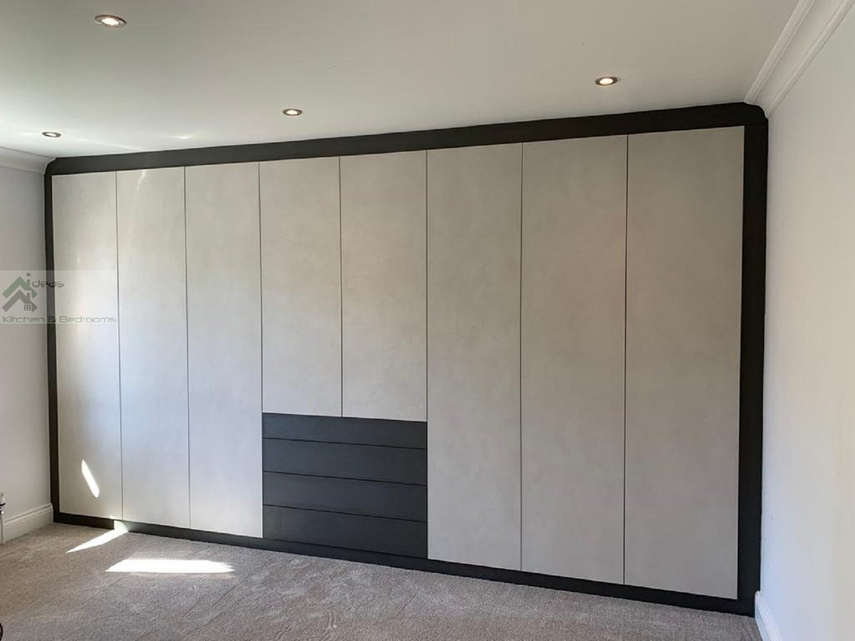 Ideas Kitchen and Bedrooms (https://kitchenbedrooms.com)  Our fitted wardrobe experts make sure that the perfect wardrobe shouldn't only be outstanding, maximize every inch of space, and have more storage, it should likewise make your experience exceptional as well. pic.twitter.com/lJBVrKKzab