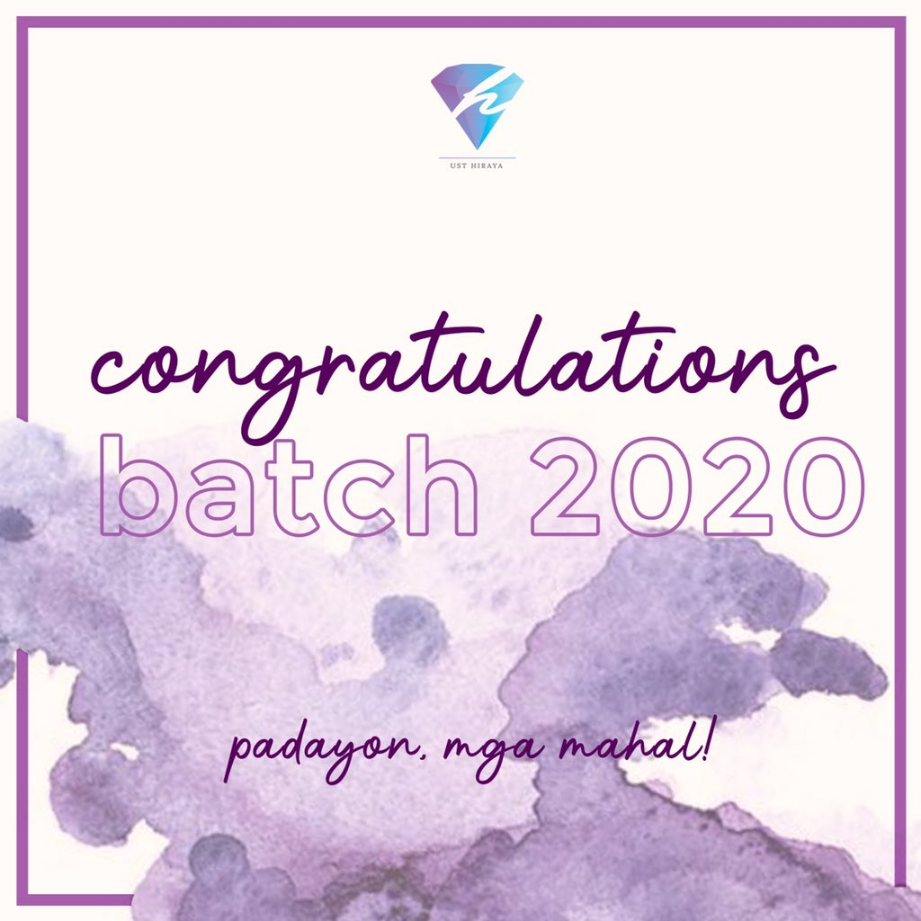 The journey was far from easy. It was filled with obstacles and failures, but you stayed strong. All of that hard work and determination has paid off  Congratulations to our Executive Board and Executive Team for reaching a new milestone closer to your dreams!  #ItStartsWithUs pic.twitter.com/Qc5obMFRrm