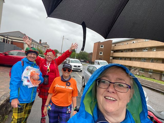 A massive thank you once again to all of our Kilties who got involved with the Dundee Virtual Kiltwalk! No Kiltwalk would be complete without you, thank you Kilties. 👏  #WithYouEveryStep #VirtualDundeeKiltwalk