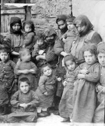 "#Armenian Genocide, #Turkey  Ten children who had new clothes made for them for Christmas of 1908 from money sent from a local group of WMW in Norway   From Collection of: Bodil Katharine Biørn, ""Mother Katharine"" #Norwegian 🇳🇴missionary nurse Norwegian State archive ⬇️ https://t.co/IdlfofaeEZ"