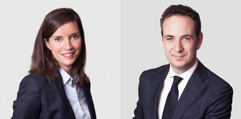 Le Monde du Droit a interviewé Anne-Claire Hans et Morgan Gizardin, qui ont tous deux été récemment cooptés associés au sein du cabinet Le 16 Law.  Interview à lire ici 👇🏾  https://t.co/65mSRA8m6T  #le16law #avocats #cabinetjuridique #ohada #droitdesaffaires #droit #ljao https://t.co/j9cYYhPnDF