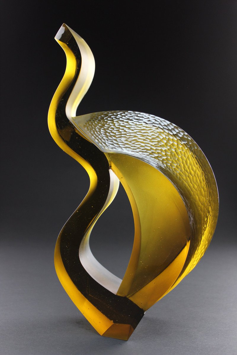 Beautiful cast glass by Chad Holliday now available through the gallery! . http://www.habatatgalleries.com/artist/chad-holliday … . #chadholliday #habatatgalleries #fineart #contemporaryfineart #contemporaryart #sculpture #abstractart #glasssculpture #glassart #artglass #art #artcollecting #artcollectorpic.twitter.com/Bvah5wkjkE – at Habatat Galleries
