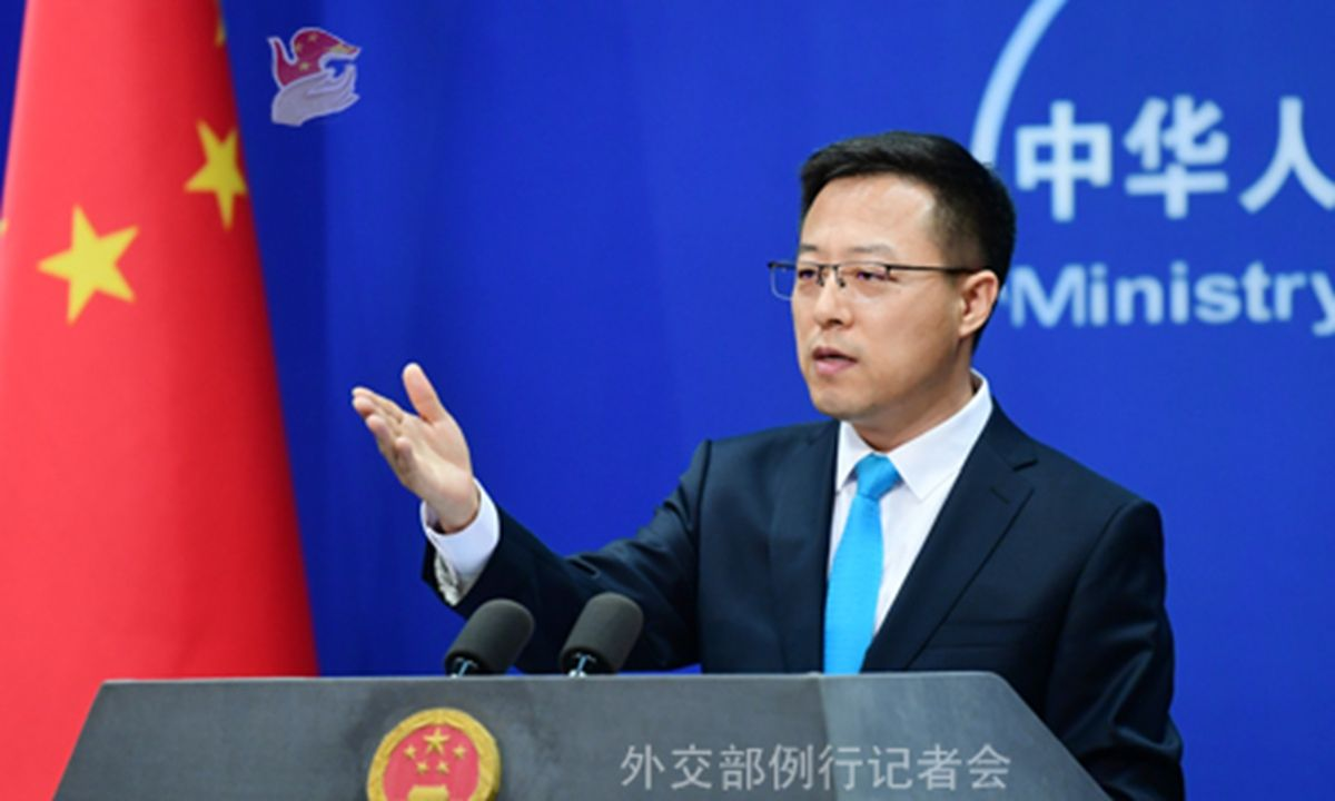 The Chinese Foreign Ministry on Thursday said it would not be surprised if China sues Adrian Zenz and the Australian Strategic Policy Institute (ASPI), that have long been publishing and disseminating disinformation about China. bit.ly/2ZPByXb