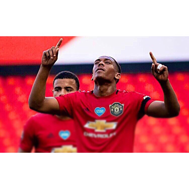 (Opta): Anthony Martial is one goal away from becoming the 10th #MUFC player to score 50 #PremierLeague goals for Manchester United, and the second Frenchman behind Eric Cantona. #GGMU #AVLMUN #mulive 🔴❤️🔴 https://t.co/XzW3abigy6