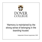 Everyone is different and so are our boarding houses … take a look at our girls boarding houses  @DoverColDuckies and @DoverColStMartins #chalkandcheese #boardinglife @BSAboarding #loveboarding