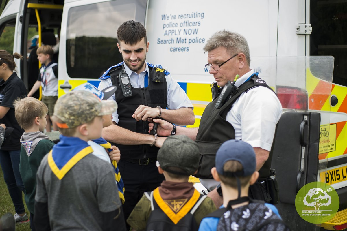 Remember back to our #Heroes #Funday last year? We had a blast and our plans are underway to provide a safe #Funday next year. Thanks to @MPSCroydon Croydon police Metropolitan Police Service @metpoliceuk @MetPoliceEvents for keeping us safe as restrictions are eased. #Community https://t.co/J93DwEeNl1