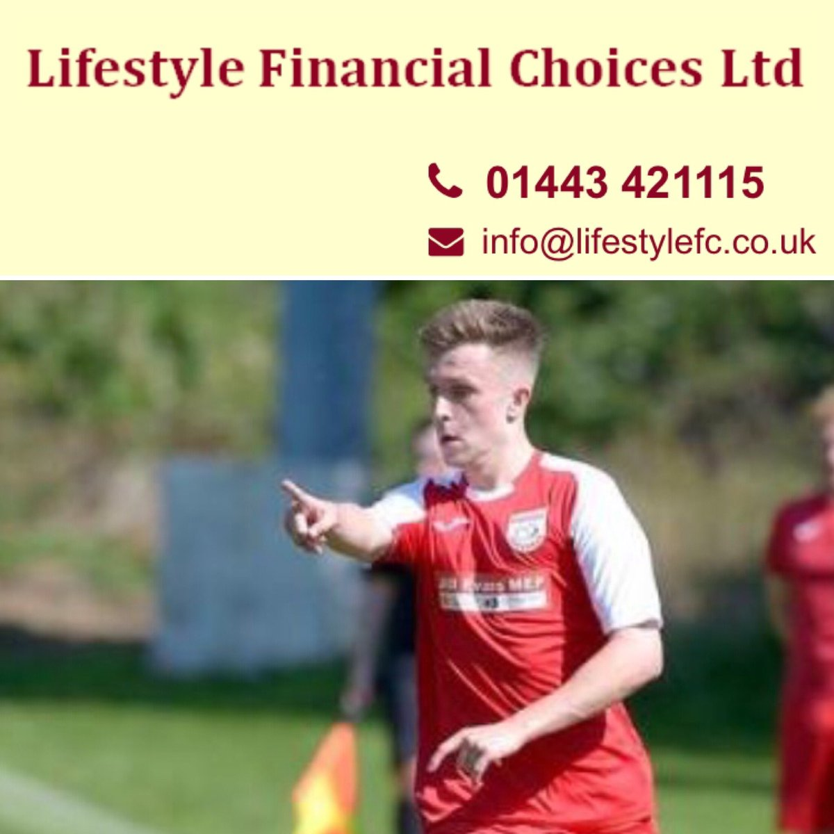 A massive thank you to lifestyle financial choices for sponsoring Lee Price for the upcoming season. Check out their website https://t.co/dqhIGQOhLR. Please support your local business. #localbusiness #community #bulldogs https://t.co/S4fN2gaLDt