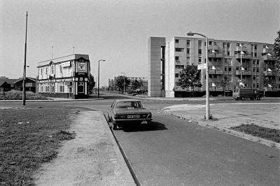 Junction pub, Hulme #Manchester 1984. Photograph by Richard Watt. pic.twitter.com/qKeklxfDKs