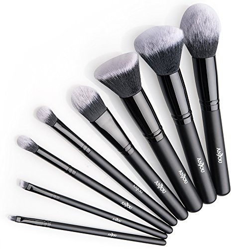 Anjou Brochas Maquillaje Profesional 8 Piezas, Set Brochas de Maquillaje 100% Libre de Crueldad y Vegano con Cerdas Sintéti... antes 10.99€, ahora por 9.99€ #oferta #chollo #descuento  compra: https://www.amazon.es/dp/B074YZ5TL5?tag=collateproduc-21&linkCode=osi&th=1&psc=1 …  haz RT, más en http://collateproducts.com pic.twitter.com/igQJbloMLB