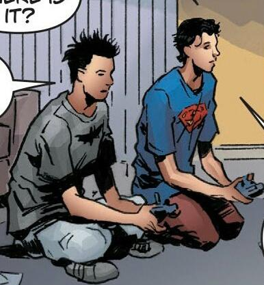 No one does it like them  Thread: Super Sons matching outfits <br>http://pic.twitter.com/MMCdH1nAUn