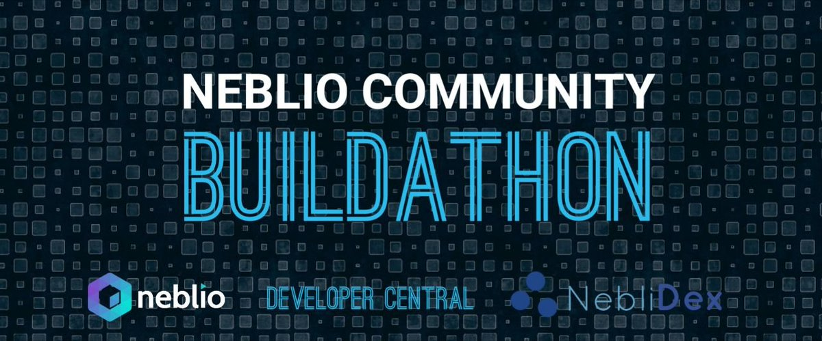 Neblio Community leaders are organizing a hackathon with some great prizes! Do you have an idea for an app Built On Neblio? Want to join or create a team to compete? Find out how you can get involved below!