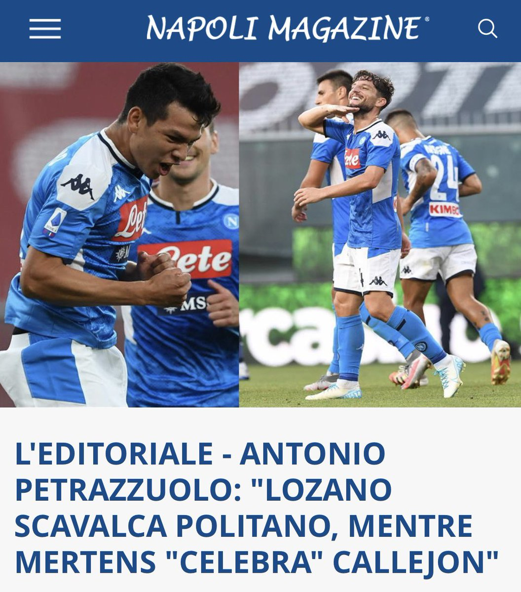#GenoaNapoli