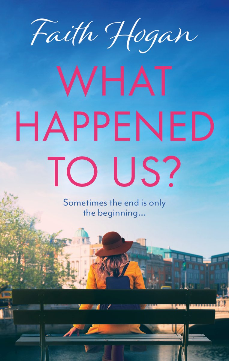 Very excited about What Happened To Us? hitting the bookshops today... stay tuned for what happens next 😍🥳 https://t.co/R2WQl6Fuq5
