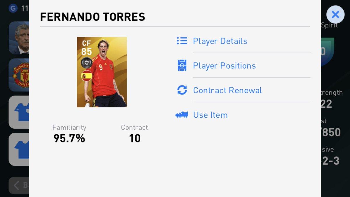 Thank you Konami! Just got @fernandotorres and @IkerCasillas #PES2020 #legends #football #myclub #spain https://t.co/yBW2KRgfYV