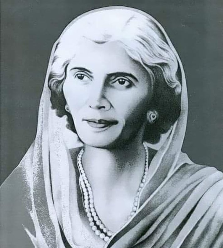 #FatimaJinnah #MadrEMillat  #Jinnah #Pakistan  #JinnahKaPakistan https://t.co/taDClyIhiZ