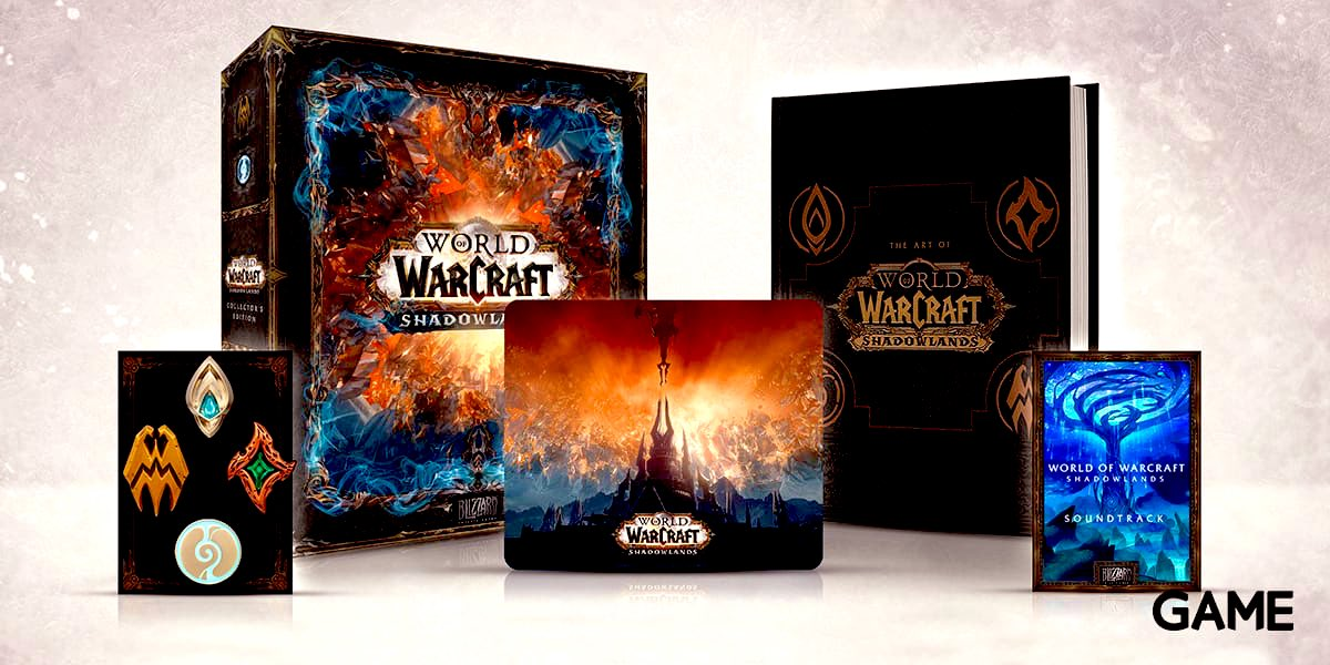 🚨PREORDER ANNOUNCEMENT🚨  We have very limited number of the #WorldOfWarcraft #Shadowlands Epic Edition Collector's Set available to Preorder!  A £20 deposit guarantees you one for launch! https://t.co/rstFAxKUed