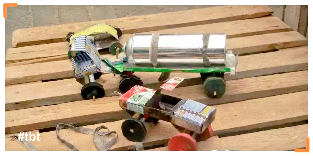 When we were manufacturing 'Cars' right here in Ghana..#ThrowbackThursday pic.twitter.com/Hm5yFnWTAH
