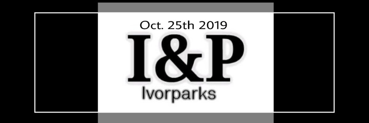 It's Throwback Thursday!!! - Our first ever logo was discovered in October 25th 2019. This logo didn't depict our vision and was less eye-catchy to our audience. - It was redesigned to our current logo in December 14th 2019. - #ThrowbackThursday #Throwback #ivorparks #Logopic.twitter.com/IRaliVV8wa