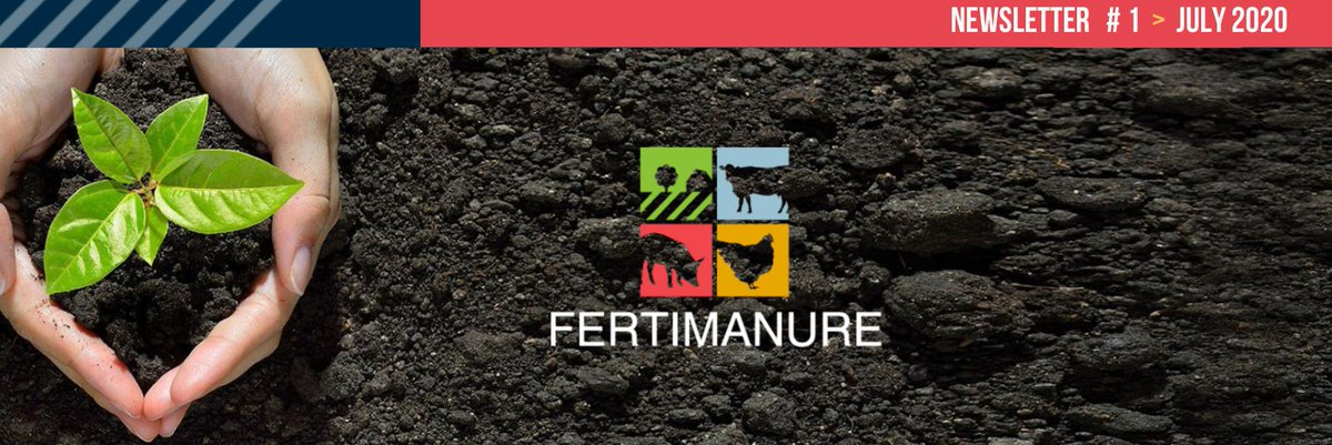 The #1 newsletter of #FERTIMANURE is now out, to find out about all our first semester news, please click on this link: https://t.co/4Wlikbws4M https://t.co/ae6mBn5uvn