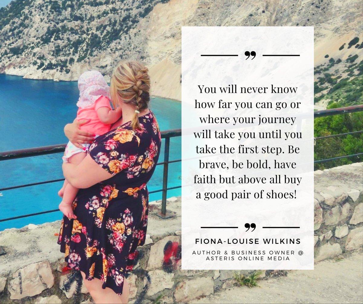 #ΤBT How far has your journey taken you? #dreams #unleashthepower #dontstop #smallbusiness https://t.co/CfkvBOGFrh