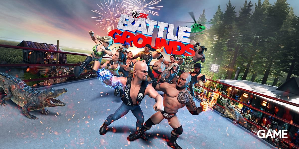 Have you've got what it takes to be King of the battlegrounds?  #WWEBattleGrounds going to smack down Sept 18  £5 deposit to secure yourself a copy for launch https://t.co/RtrEMaWO0e