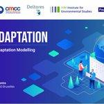 Image for the Tweet beginning: Workshop on #Climate #Adaptation #Modelling