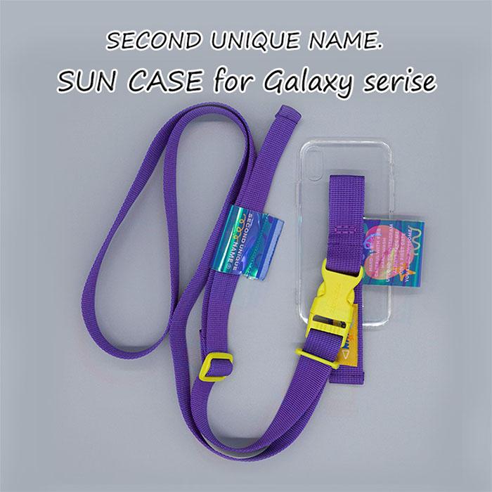 SUNCASEより発売された新しいクロスケースに紫×黄の組み合わせのケースカバーが登場中ですこっくりした色合いよりはサッパリとした色合いで夏から秋にかけてオススメしたいカラーですスタンドやホールド、ショルダーとして持ち運びもできますよ#GalaxyS20Plus #スマホケース #SUNCASE #韓国pic.twitter.com/OCetInwgLu