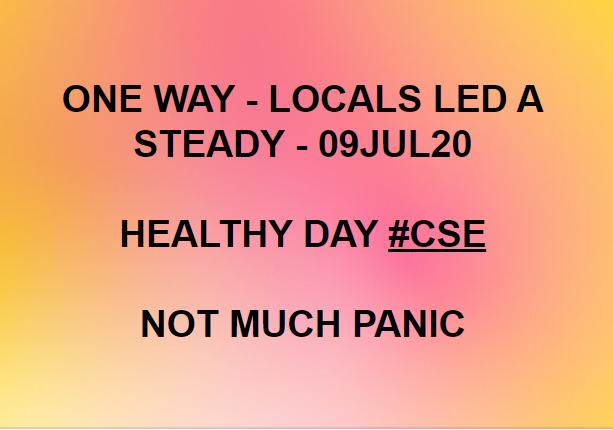 #StockMarket  #CSE COLOMBO -STEADY SLOW HEALTHY DAY - I ASSUME - LOCALS LED THE WAY .. https://t.co/mc4zMfdoIK