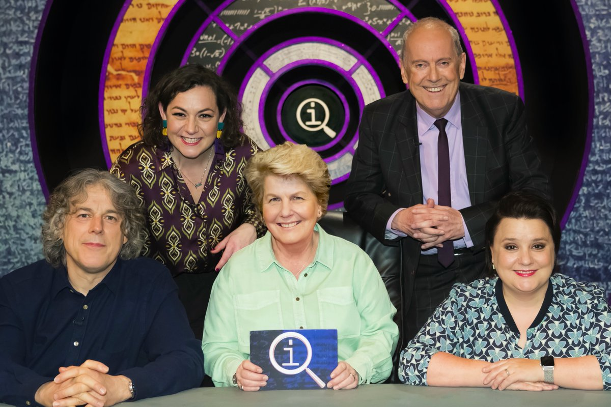 There's a lot of revolutionary ideas up for discussion in tonight's episode of #QI @qikipedia, as @sanditoksvig and @alandavies1 welcome guests @GylesB1, @SusanCalman and @jessicafostekew. Make sure you catch it on @BBCTwo at 9pm! https://t.co/bglnniSKCF