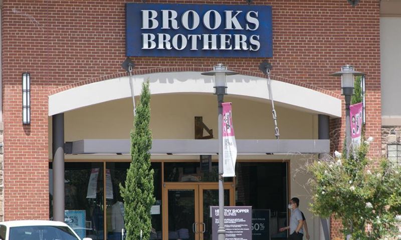 Storied apparel retailer Brooks Brothers files for bankruptcy amid pandemic bit.ly/31VhaXj