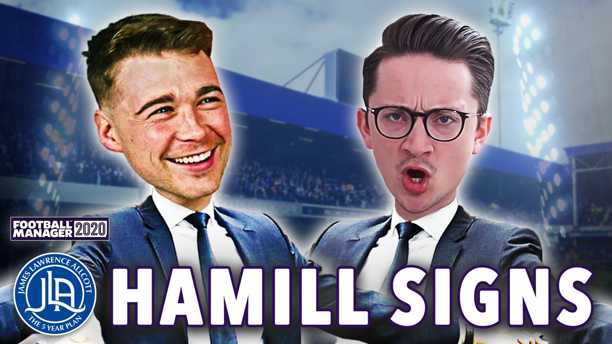NEW ASSISTANT ANNOUNCED 🚨 #HAMILLSIGNS Can @CPHamill bring the good times back to QPR & the Allcott Ultras? 🗣️Gaffer @jamesallcott had this to say Hes going to give it a bloody good go! Something is happening here 👇 Live from 3pm👉 twitch.tv/jamesallcott