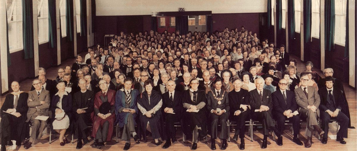 Here are the year photos for 1970 and 1979 🎓 We would love to hear your memories from the 70s 🕺 Tweet us below or email us at alumni@chester.ac.uk #ThrowbackThursday #TBT #MyChesterStory https://t.co/sFJqoauFTz