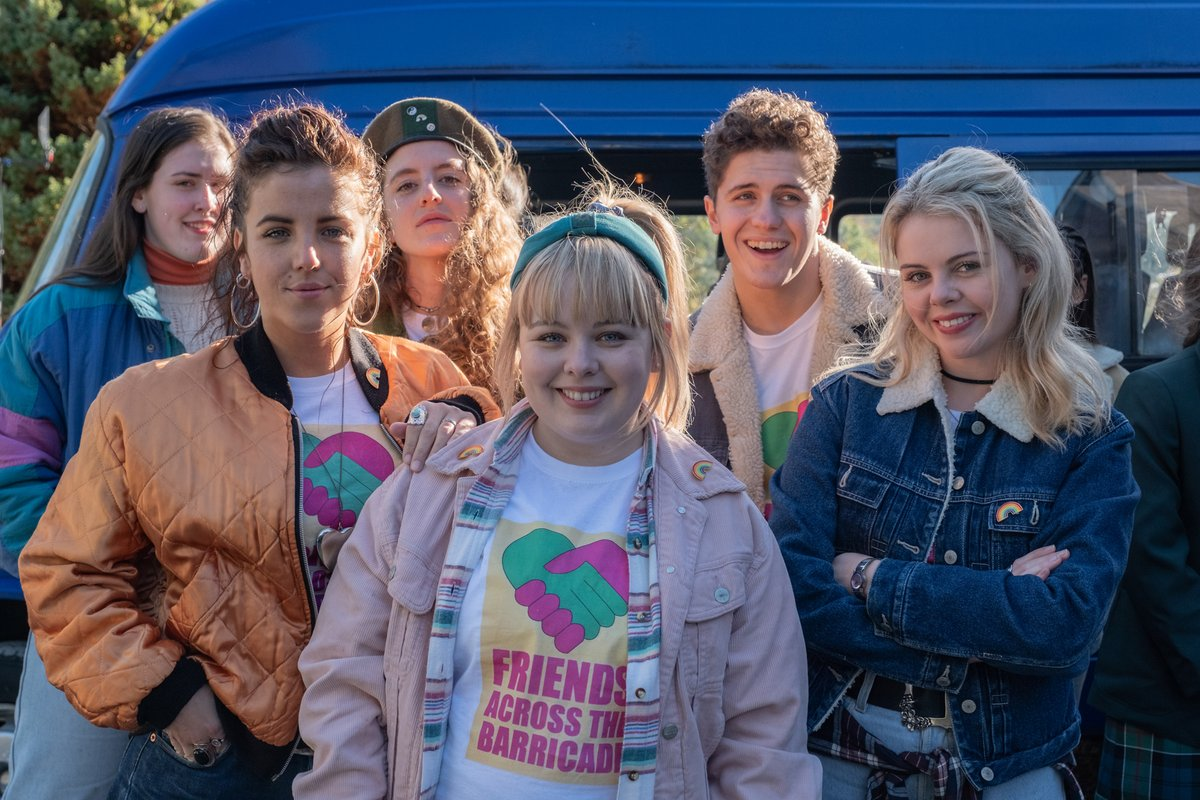 Derry Girls S2 is now on Netflix if you were looking for an excuse to watch it again.