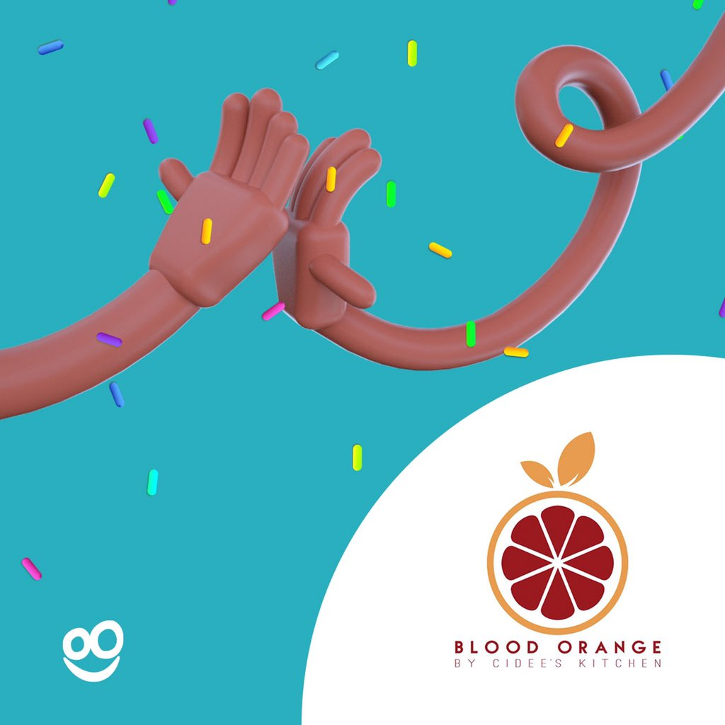 """Famous for their special dessert """"Husnuheena"""" & home to various other delicious dishes full of flavor, we're glad to have Blood Orange onboard with us!   🎉  @BloodOrangebyCK  #foodiesmv #foodiesapp #hungrybelliesunite #foodlovers #fortheloveoffood #fooddeliveryapp"""