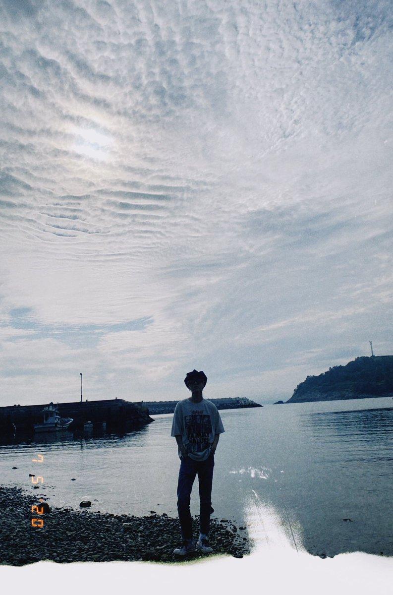 바다와 구름이 넘실넘실 https://t.co/TQh67ublLr