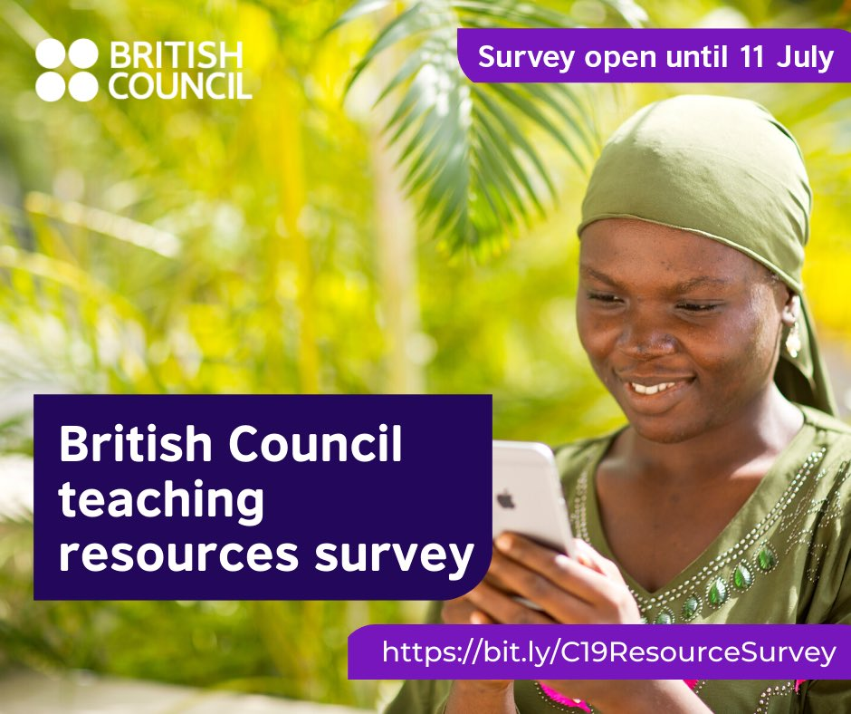 Have you been using our resources during the Covid-19 crisis? We'd love to hear your feedback. Please take a few minutes to answer our survey. Thank you! https://t.co/HR0RyUKp5h  #TeachingFromHome https://t.co/5Qw2FvoCEU