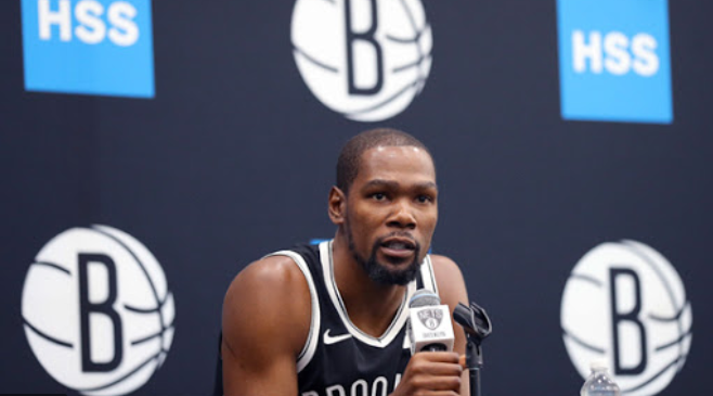 KD有資格入選夢8隊嗎?Durant:當時得知自己落選,十分失落!