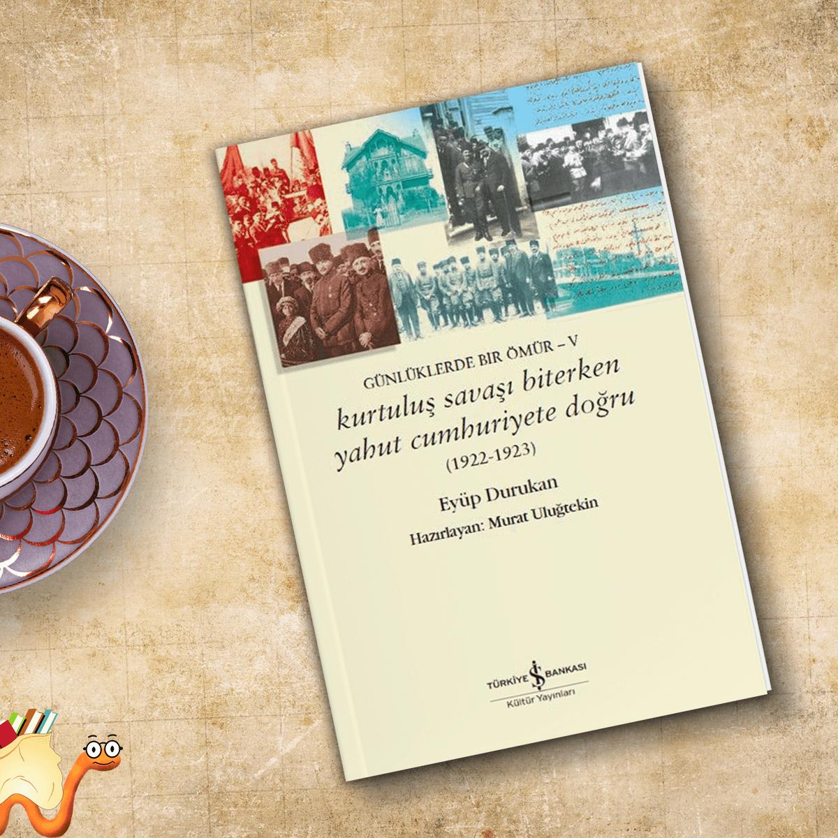 Eyüp Durukan 24 Temmuz 1923'te imzalanan Lozan Barış Antlaşması ile bağımsızlığını kazanan Türkiye'nin, Cumhuriyet'e giden yolda geçirdiklerinin yakın tanıklarından biriydi. 📕 Kitabı incelemek için👉 https://t.co/sWT8EkD52x #kitap #kitapyurdu @iskultur https://t.co/Q2xXqm5n0Q