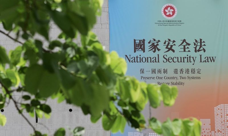 Publishers, network and service providers who fail to remove information that threatens national security should be held accountable, said Hong Kong's security head, after national security law sparks legal battle with social media giants such as Facebook. bit.ly/2AH3fZy