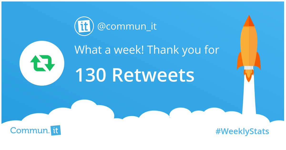 If you are an active @commun_it customer - You won 80% OFF 🎁>> commun.it/create-account…