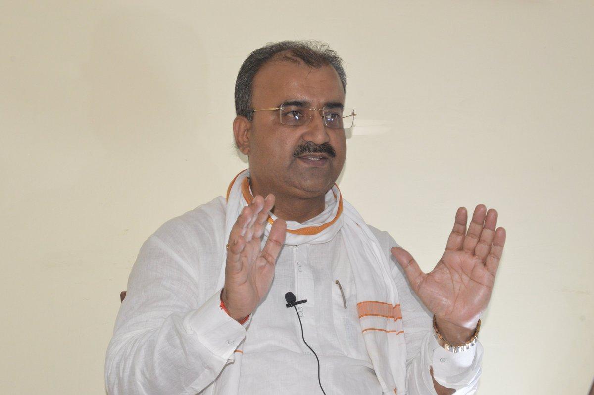 गोपालगंज में मा. विधान पार्षद श्री आदित्य नारायण पांडेय जी के ऐच्छिक कोष से अनुसंशित विभिन्न योजनाओं के उद्घाटन एवं शिलान्यास कार्यक्रम में मा. उपमुख्यमंत्री जी के साथ वीडियो कॉन्फ़्रेंसिंग के माध्यम से भाग लिया | https://t.co/xLybue1Rwb