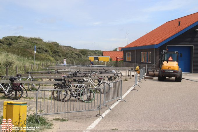 Ter Heijde krijgt extra fietsenstalling bij Strandweg https://t.co/zBO29AIPKu https://t.co/7WFaJ2gKcw