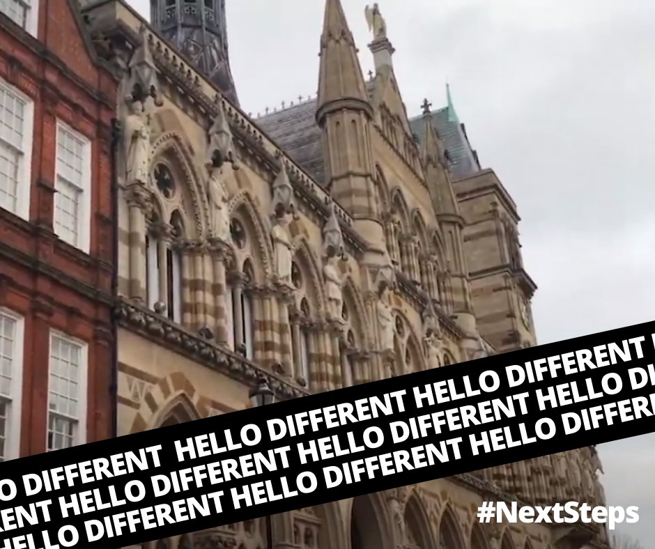 #NextSteps Find out more about what there is to see and do in Northampton; check out this video by our students exploring the town (pre-lockdown). ow.ly/4Qqn50AnW4R #UON #OpenDays #UCAS #Uninorthants #Northampton