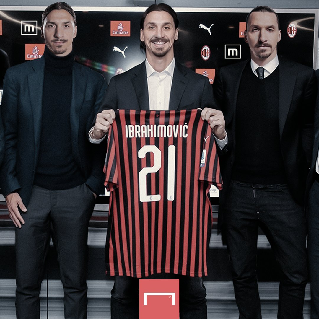 🗣 Zlatan Ibrahimovic I am president, coach and player, but they only pay me as a footballer. If I was here from the beginning of the season, we would have won the Scudetto!