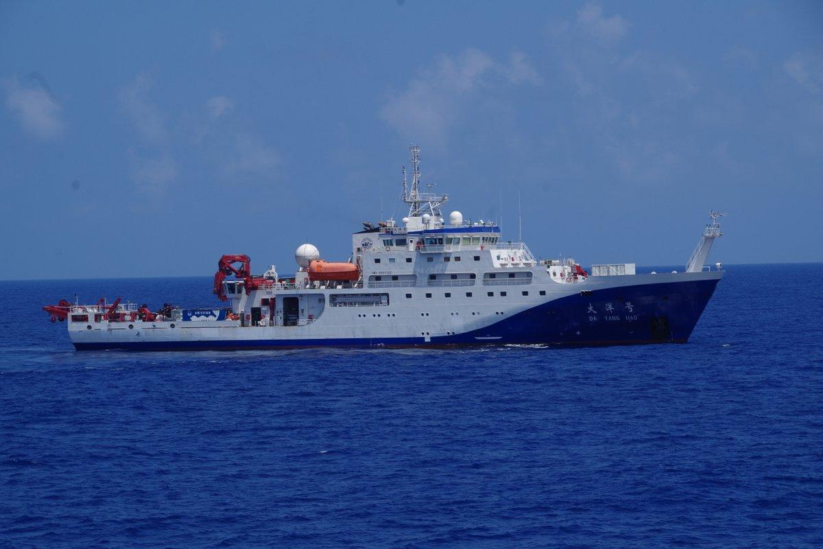 7月9日、尖閣諸島海域の領海侵入に続き、今度は沖ノ鳥島EEZ 内での中国の違法な海洋調査が発生しています。国際ルールを無視した中国船の活動は絶対に見逃せません。一人でも多くの国民にお知らせしたく #海保 広報と船の写真を公開します。ご協力よろしくお願いします。https://t.co/CpeiFgvgLz https://t.co/w9NKwAF2Cu