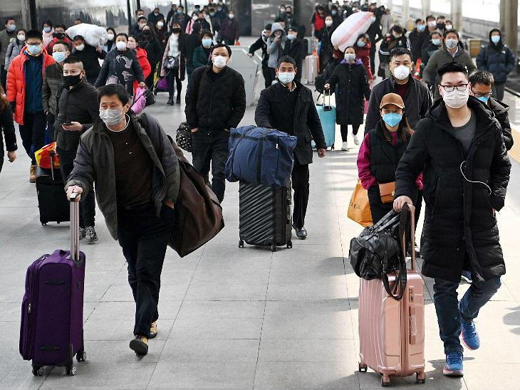 चीन में संक्रमण के मामलों में कमी, दुनियाभर में 3100 से ज्यादा लोगों कीpic.twitter.com/T6ILhxPw9C