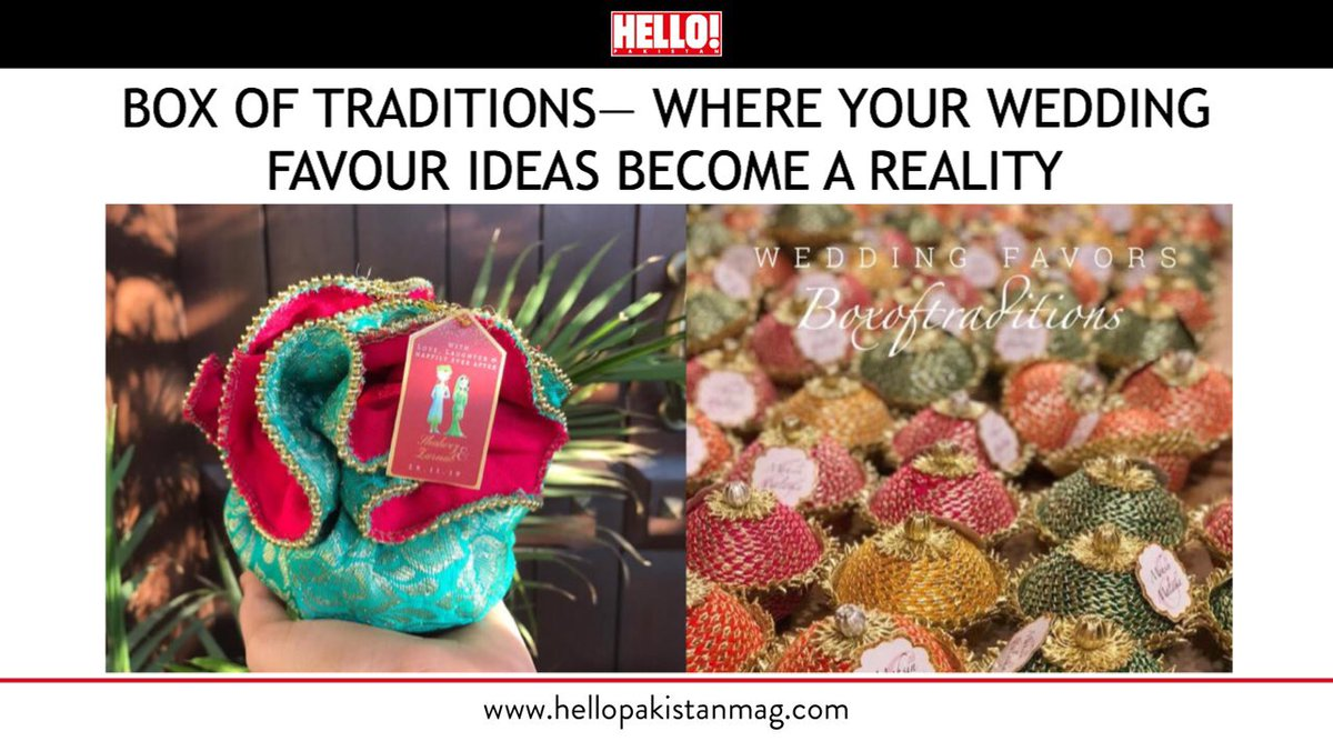 Looking for a unique personalized, elegant wedding card? Or some sparkly traditional favour boxes for your event? Box of Traditions is the answer to all your event related stationery, giveaways or decor itemshttps://bit.ly/2ZNsrGmpic.twitter.com/gsswiY8nup