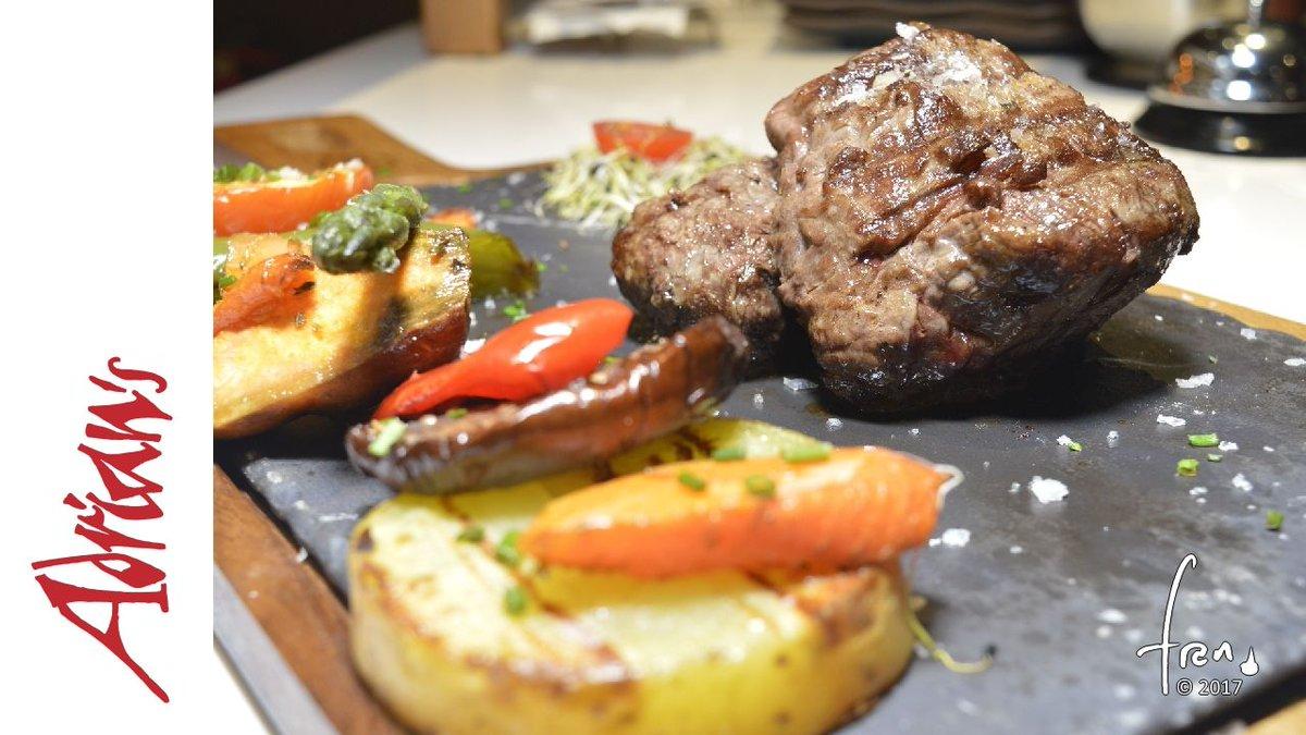 Solomillo de ternera gallega suprema... ¿Te apetece?  +ℹ️ ☎ 931 26 80 79 📆   #Adrians #Restaurant #Cornella #Barcelona #FoodLovers #Gastronomia
