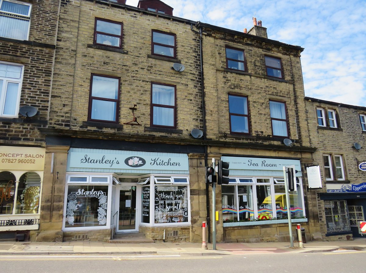 #FORSALE Recently Renovated Vintage Style Tearoom, #Ripponden - Price on Application  Contact us to find out more! 01943 609451  #buyabusiness #sellabusiness #businessopportunity #businessventure #localbusiness #smallbusiness #businessagents #businesstransfer #SME #businessowner pic.twitter.com/B6c0nBDSSM